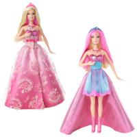 Barbie - Tori Princesse 2 en 1