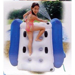 Jouet 39 toboggan pour piscines enterr es 39 sur for Piscines enterrees