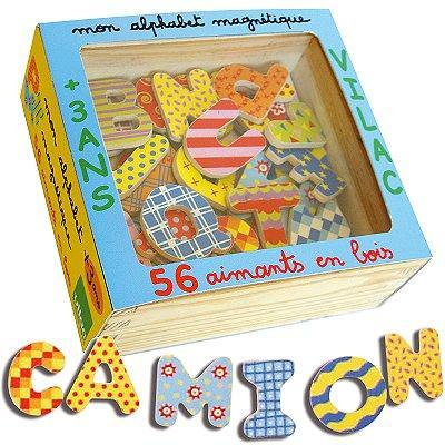 Jouet 39 mon alphabet magn tique 39 sur - Jouet alphabet ...