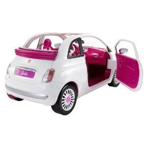 jouet 39 barbie et sa fiat 500 39 sur. Black Bedroom Furniture Sets. Home Design Ideas