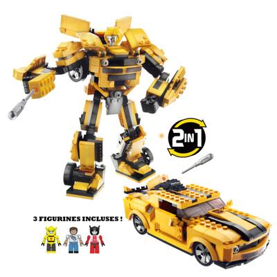 jouet 39 kre o transformers bumblebee 39 sur. Black Bedroom Furniture Sets. Home Design Ideas