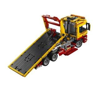 jouet 39 lego technic le camion remorque 39 sur. Black Bedroom Furniture Sets. Home Design Ideas