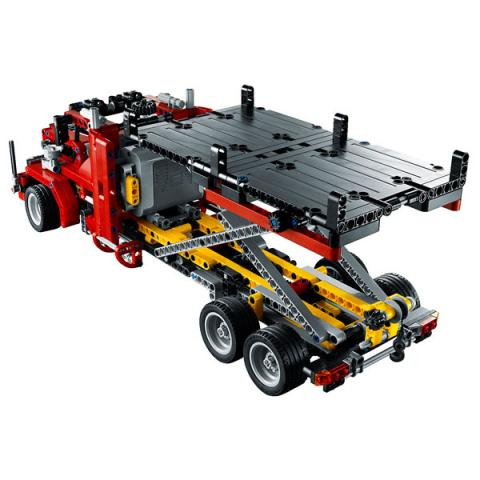 lego technic camion remorque tracteur agricole. Black Bedroom Furniture Sets. Home Design Ideas