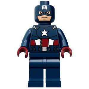 De Captain Super America MarvelLa Vengeance Jouet Heroes 'lego N8nO0vmw